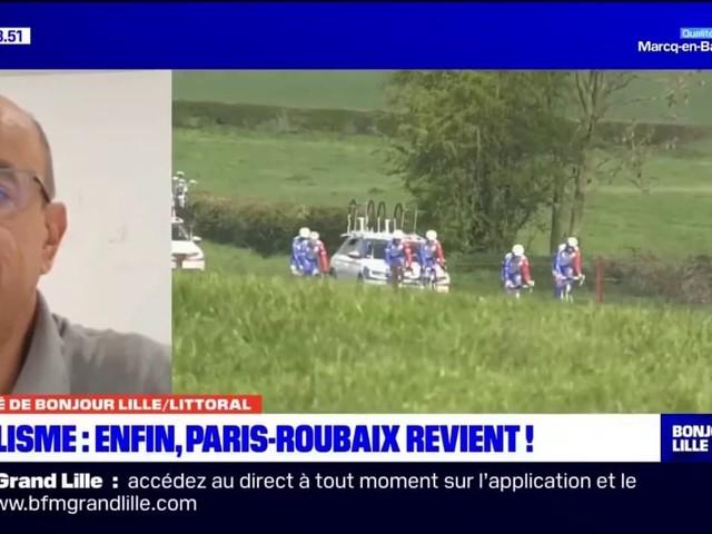 Pass sanitaire, masque... François Doulcier, président de l'association des Amis du Paris-Roubaix attend les règles précises