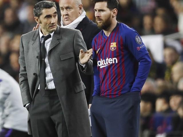 Mercato - Barcelone : Messi impliqué dans le licenciement de Valverde ? La réponse !