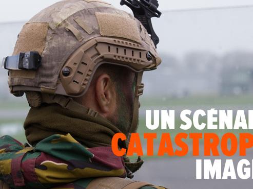 Coronavirus en Belgique: la Défense prête à intervenir si la situation s'aggrave