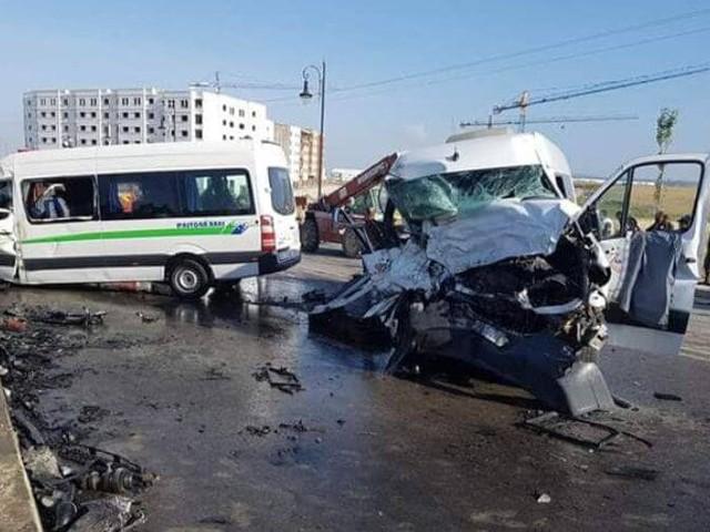 17 morts et 1800 blessés en une semaine sur les routes marocaines