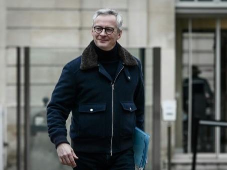 """La France assure qu'elle ne renoncera """"jamais"""" à sa taxe sur le numérique"""