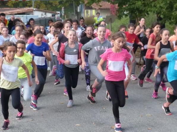 Lafrançaise. Plus de 450 élèves ont participé au cross du collège