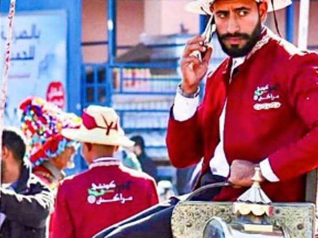 Marrakech: Les conducteurs des calèches ont désormais un uniforme