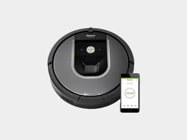 Black Friday Week : l'aspirateur iRobot Roomba 960 à 399€