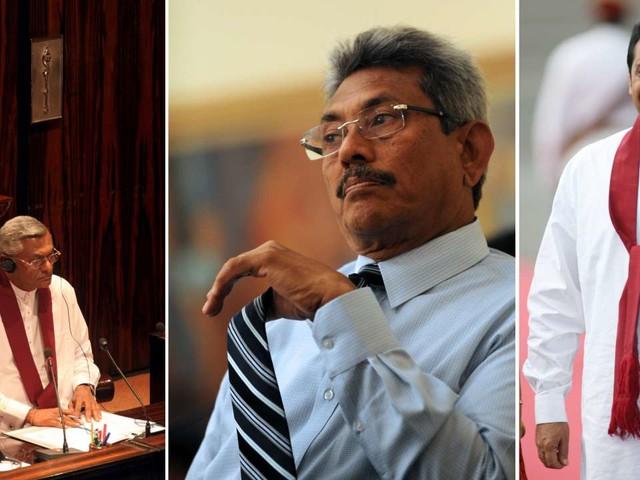 Au Sri Lanka, le pouvoir en famille
