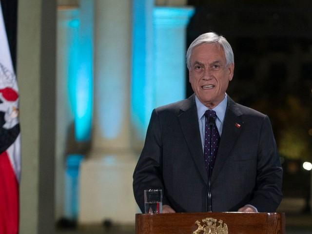 Au Chili, le président Pinera condamne les violences policières