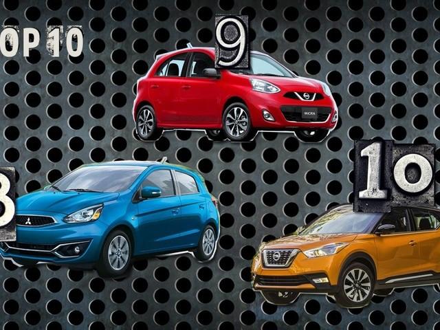 10 véhicules neufs intéressants vendus sous les 20000 $
