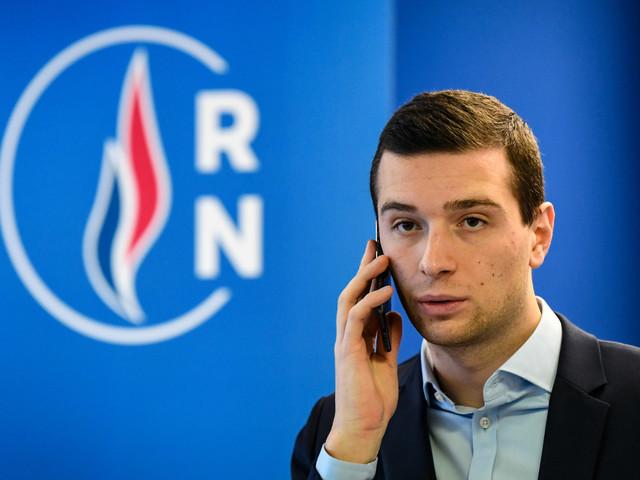 Municipales au Havre: Bardella (RN) lance un appel aux électeurs LR déçus par Philippe