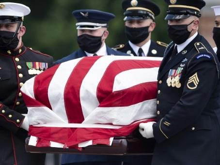 """USA: hommage à John Lewis, """"titan"""" des droits civiques, sous la coupole du Capitole"""