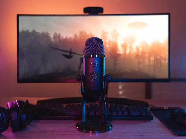 Le Blue Yeti X est idéal pour les podcasts et le streaming en direct