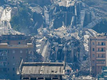 Pont de Gênes: le risque d'effondrement était connu depuis 3ans