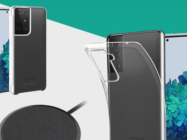 25% de réduction sur des coques pour Samsung Galaxy S21 ou S21+ et de nombreux autres accessoires