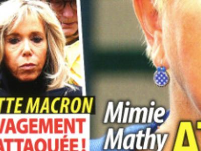 Brigitte Macron au fond du seau, étonnant SOS à un vieux briscard