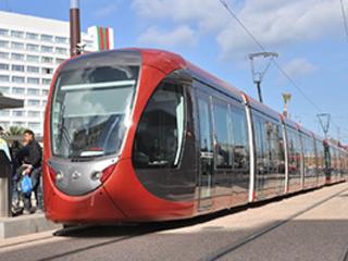 Casablanca : Reprise du trafic du tramway au niveau du centre-ville