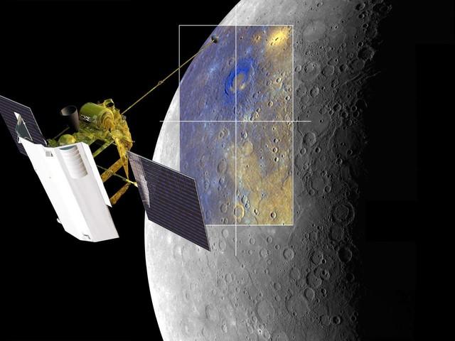 Mercure : son noyau ressemblerait à celui de la Terre