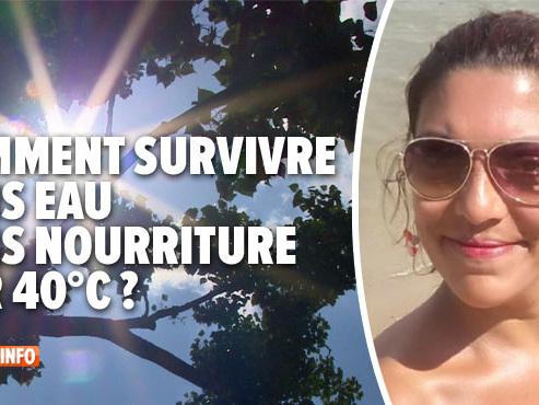 Marie a passé 6 jours en enfer, coincée dans sa voiture en pleine canicule à Saint-Georges-sur-Meuse: comment a-t-elle survécu?