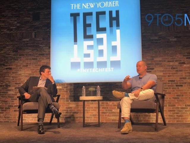 Jony Ive : «l'iPhone a été créé, car tous les téléphones étaient horribles»