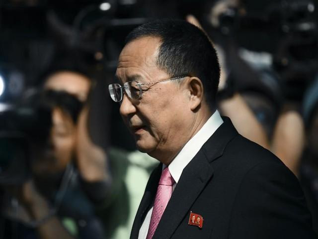 Pyongyang menace d'abattre des bombardiers américains