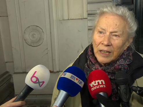 """Clara, survivante de l'attentat au Musée juif, témoigne: """"Quand j'ai entendu les coups de feu, j'ai sursauté"""""""
