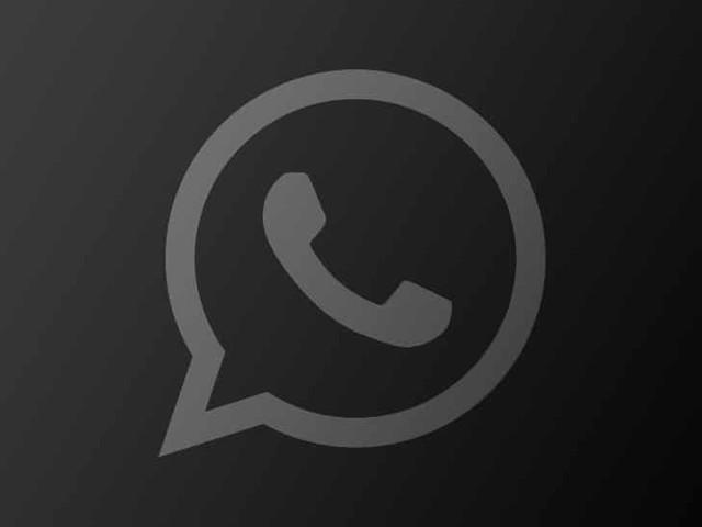 WhatsApp : comment activer le mode sombre avant tout le monde