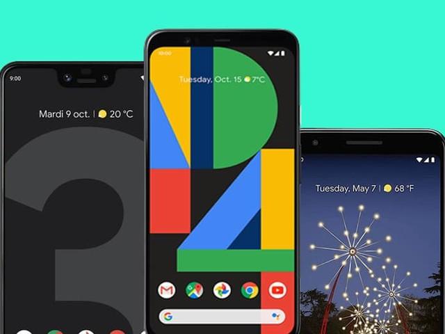 Google offre 1 million de dollars à qui réussira à pirater les Pixel 4, Pixel 3 et Pixel 3a