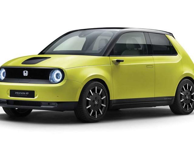 Honda e : la version de série de la voiture électrique se dévoile en détail