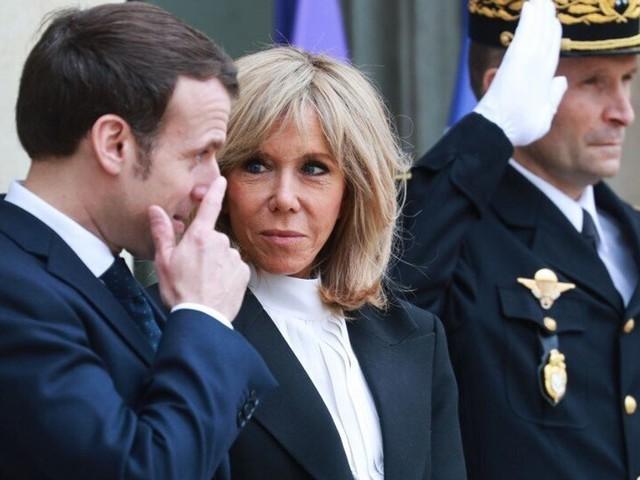 "Brigitte Macron ne ""se sent pas Première dame"""