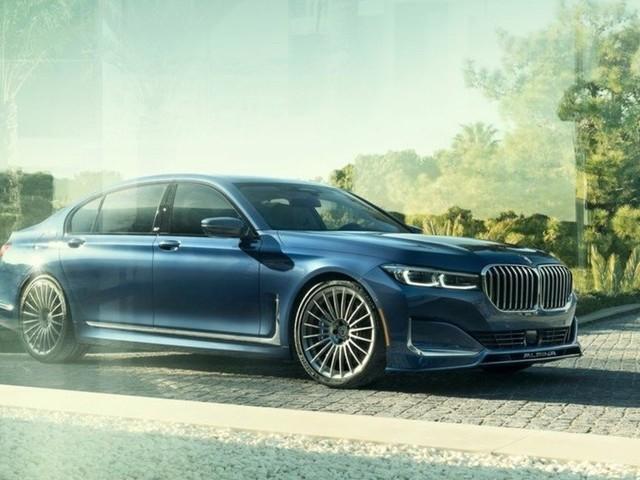 La BMW Alpina B7 2020 pourra atteindre 328 km/h