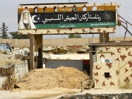 Libye: à Gharyan, cité stratégique, la fuite précipitée des forces pro-Haftar
