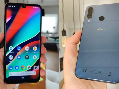 Que devient Wiko, la marque franco-chinoise de smartphone ? Que vaut son View 3 Pro ?