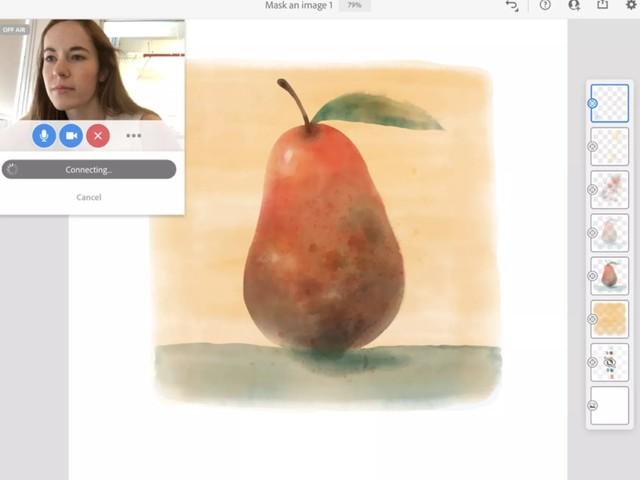 Les applications Adobe Creative Cloud prendront bientôt en charge le streaming en direct