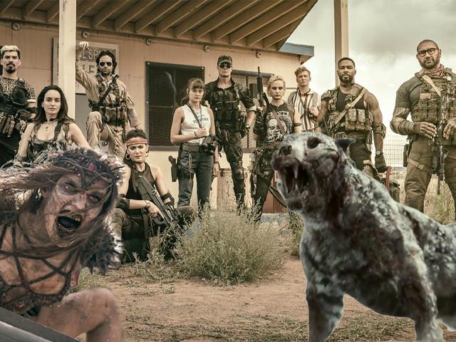Netflix : après Army of the Dead, un nouveau film d'horreur cauchemardesque débarque