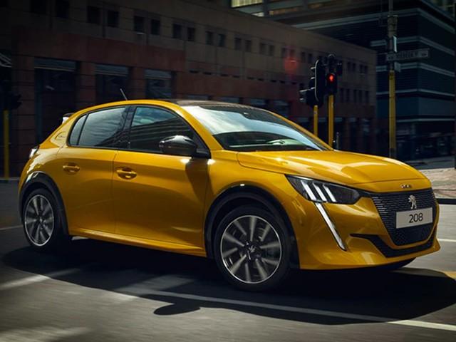 Peugeot 208 : la marque ne lancera plus que des modèles 100% électriques