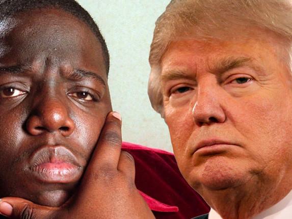 Comment Notorious B.I.G. s'est invité à l'impeachment de Donald Trump