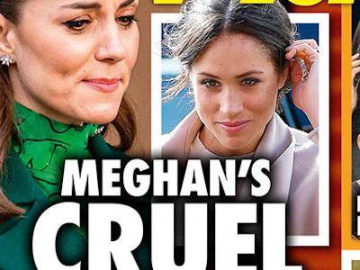Prince William, le choc, Kate Middleton «enceinte» et en larmes, attaque cruelle de Meghan (photo)