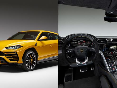 4x4, électrique: même Lamborghini fait sa révolution...