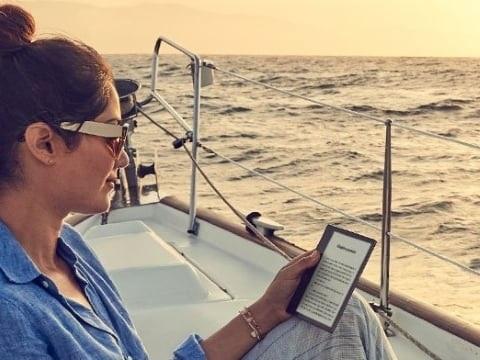 La nouvelle liseuse Amazon Kindle Oasis