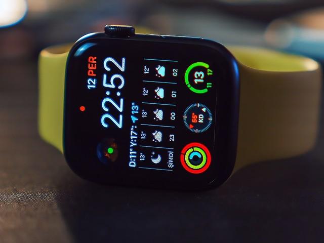 L'Apple Watch Series 6 pourrait bientôt servir de test de dépistage du COVID-19