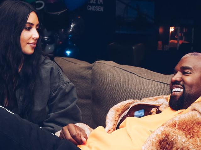 Kim Kardashian et Kanye West attendent un 4ème bébé par mère porteuse