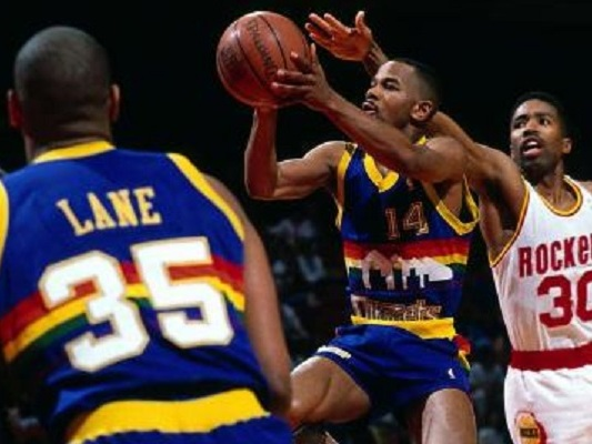 [Happy Birthday] Michael Adams, l'artilleur fou des Denver Nuggets