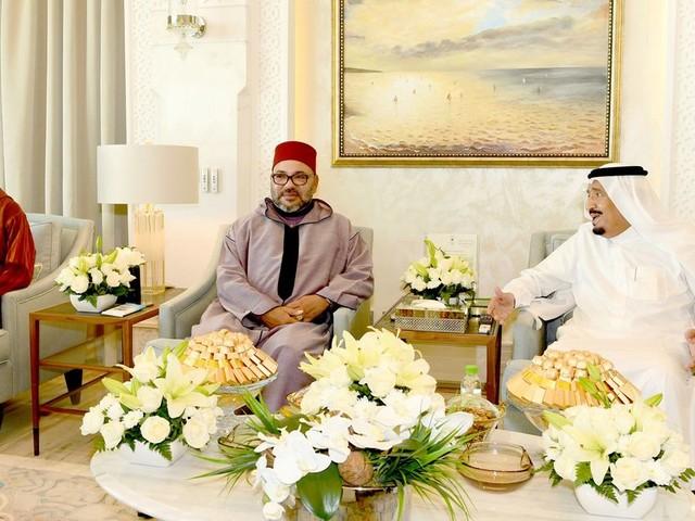 Le roi Mohammed VI condamne l'attaque terroriste contre des installations pétrolières en Arabie Saoudite