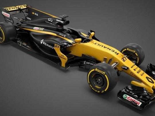 Renault : un recrutement en F1 qui fait beaucoup de bruit