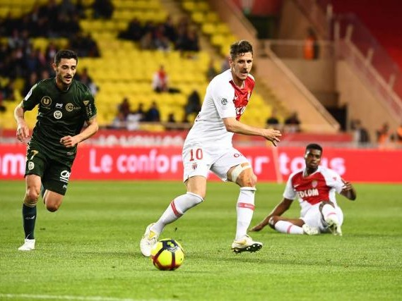 Foot - Coupe - Monaco - Composition de Monaco : Moreno innove contre Saint-Pryvé Saint-Hilaire en Coupe de France