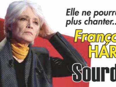 Françoise Hardy sourde, elle ne pourra plus chanter