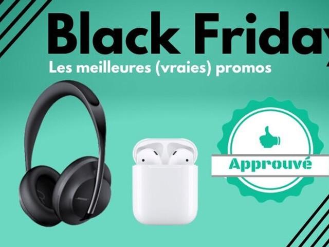 Black Friday sur les casques et écouteurs Bluetooth: Les meilleures promos