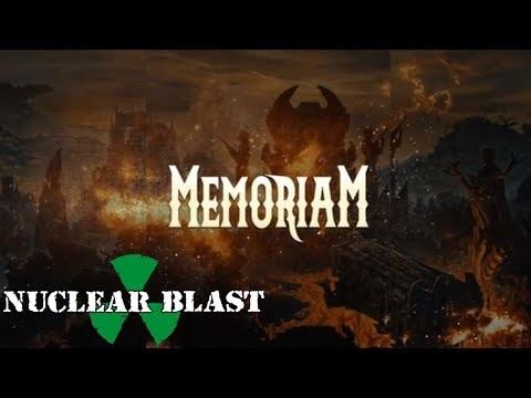 Memoriam(avec des ex-Bolt Thrower) dévoile Shell Shock, premier extrait de son prochain...