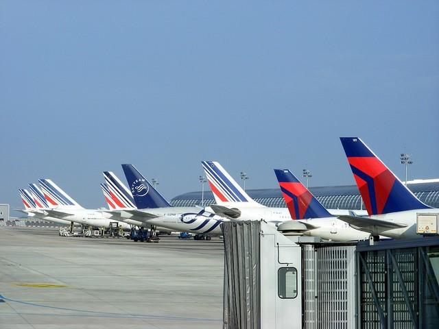 Réouverture des Etats-Unis : Air France et Delta volent en escadrille