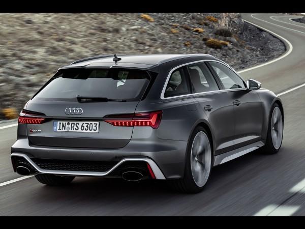 La nouvelle Audi RS6 Avant (2019) en vidéo !