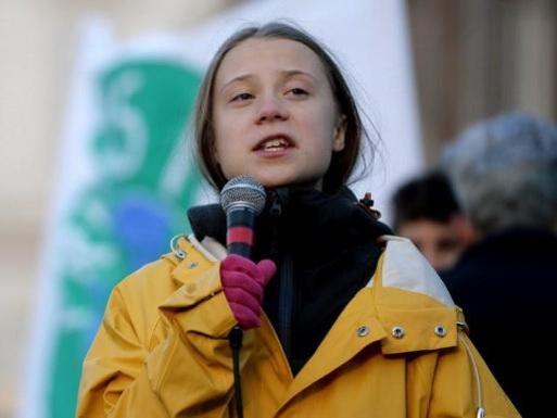 Deutsche Bahn répond à Greta Thunberg qui avait fait état de trains bondés