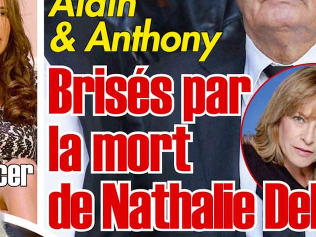 Alain Delon absent aux funérailles de son ex Nathalie, il a perdu son «mur porteur»